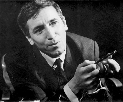 Georgi Markov, mid-1960s (A photo belonging to Luben Markov, his cousin)