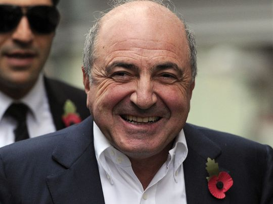 Boris Berezovsky, the Russian billionaire for whom Litvinenko performed certain services in Russia and in the UK. Berezovsky financially supported Litvinenko and his family.