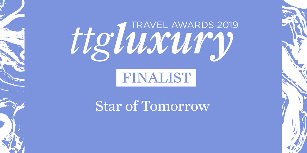 TTG Luxury Awards 2019 - Finalist