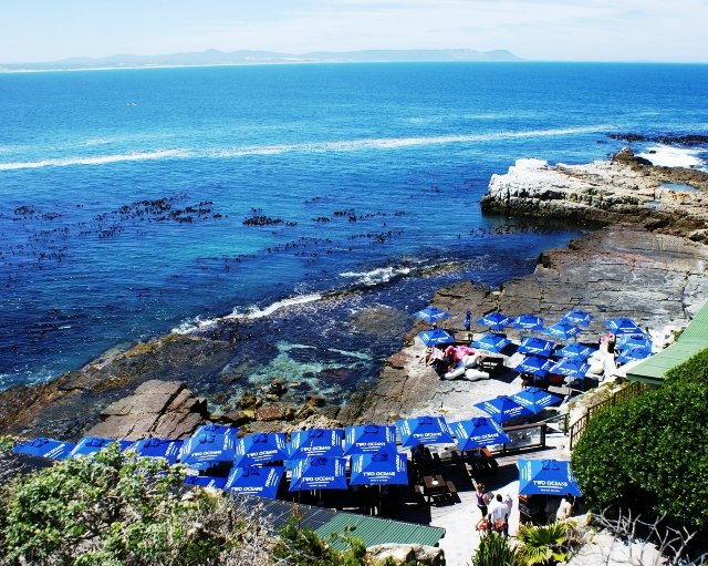 Hermanus Scenic tour - Hermanus is one of the most picturesque towns in the country and is blessed with spectacular natural views of the ocean and mountains.