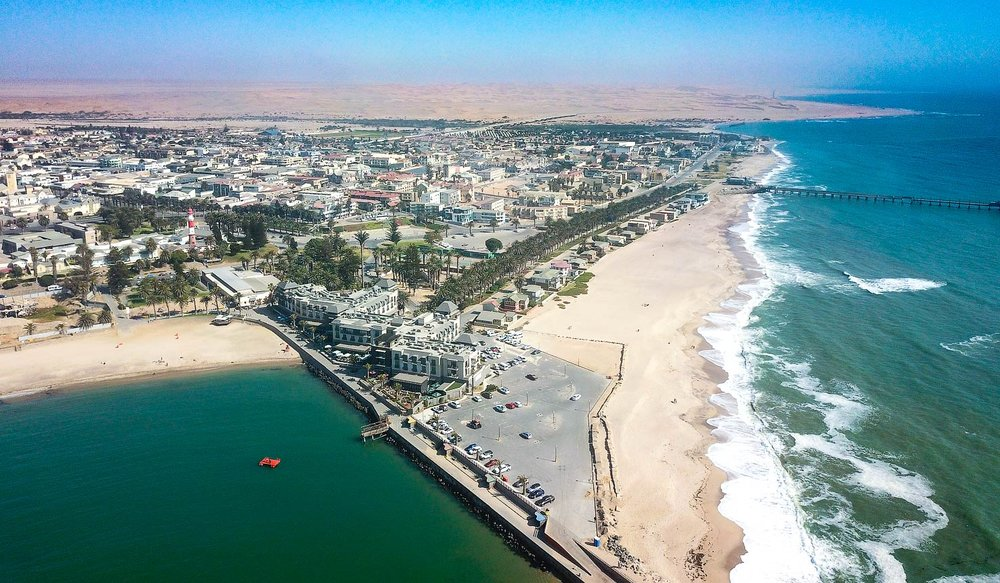 Day 2&3:                                 SWAKOPMUND - Arrive at this quint coastal town where at the Atlantic meets the desert. Relax, explore, discover and experience various activities offered