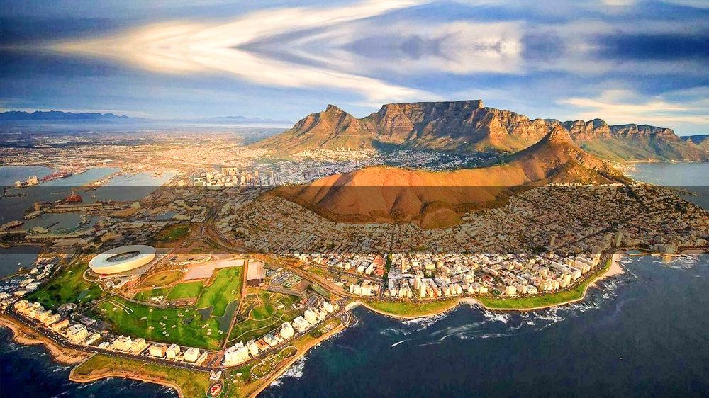 Safari in Africa       SOUTH AFRICA    Cape Town      MORE INFO