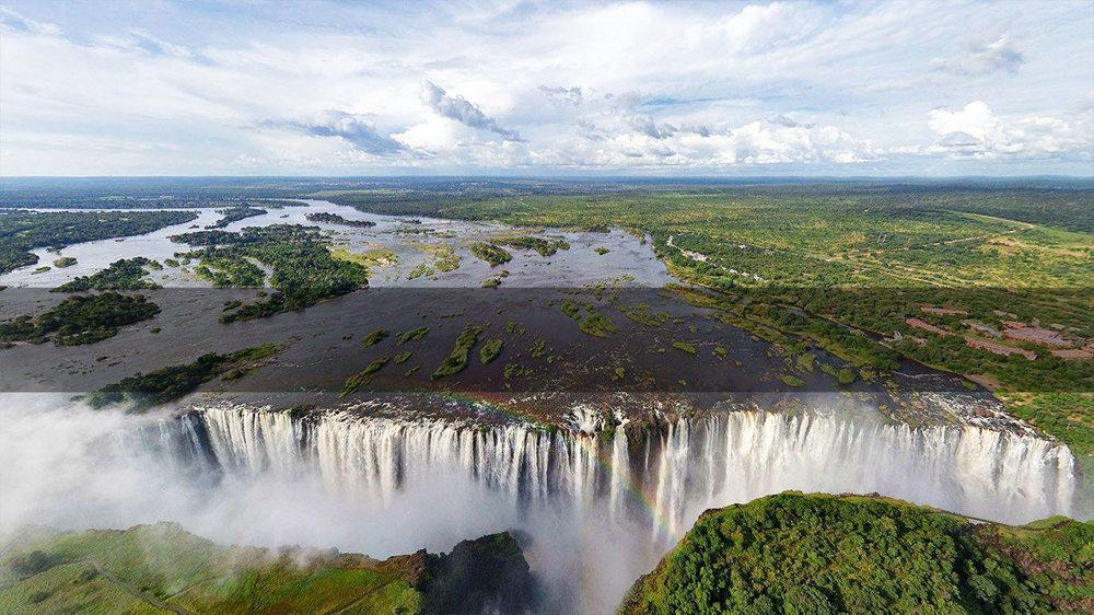 Africa Safaris       ZIMBABWE's    Victoria Falls      MORE INFO
