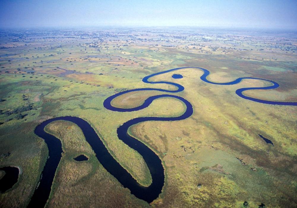 HIGHLIGHTS - *Chobe Game Reserve                      *Moremi Game Reserve                   *Okavango Delta