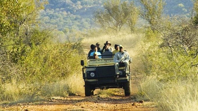 HIGHLIGHTS - *Big 5 Game viewing*Madikwe Game Reserve