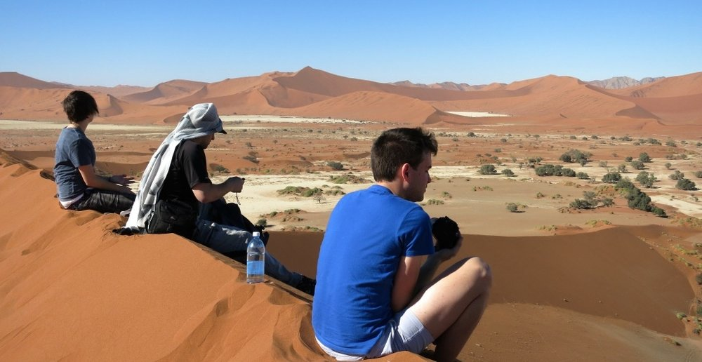 4 DAY SOSUSVLEI FLY-IN SAFARI - • Fly-in Private Charter • Sosusvlei dunes • Namib desert4 DAYS / 3 NIGHTS