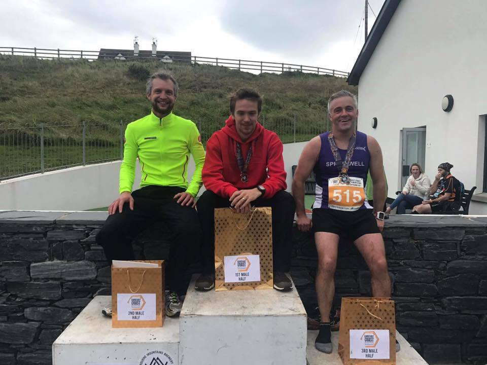 Christopher Murray, Timothy Jonston and Ross Armstrong (Springwell RC) (Photo 26 extreme)