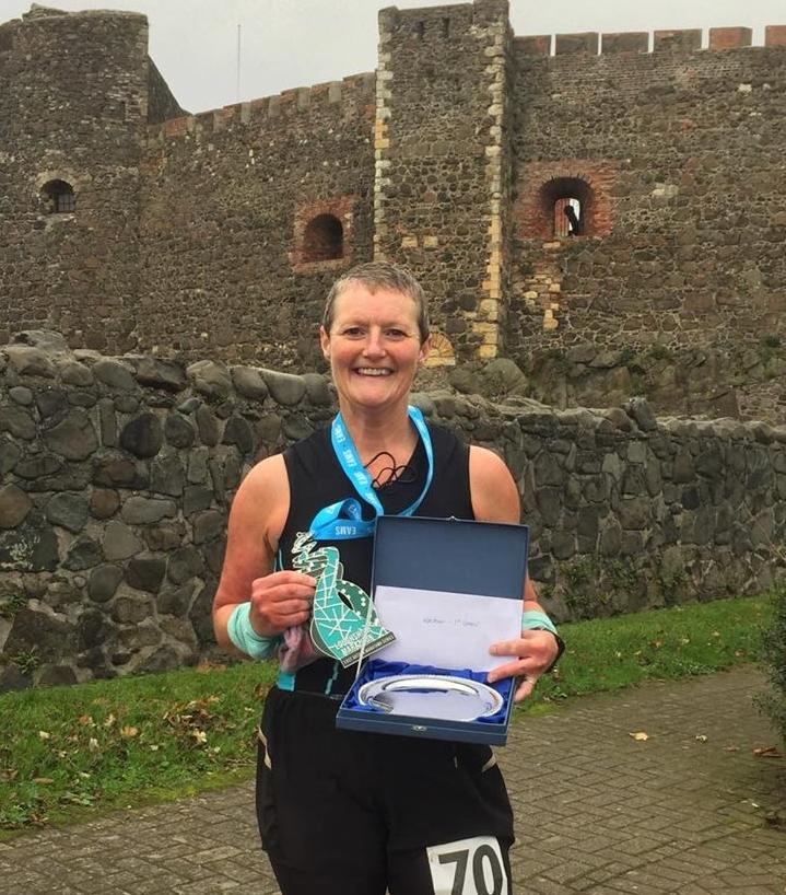 Springwell RC's Helena Dornan – 1st lady in the EAMS Dublin B2B