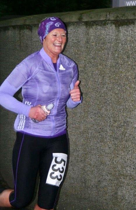 Springwell RC's Helena Dornan – 2nd Lady at the EAMs World Half Marathon Day Marathon