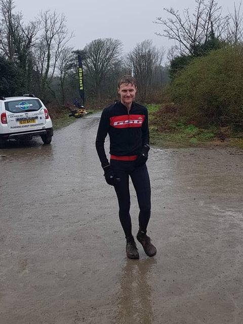 Springwell RC's Peter Cromie completes Loop 29 of the Atlas Running's Last One Standing