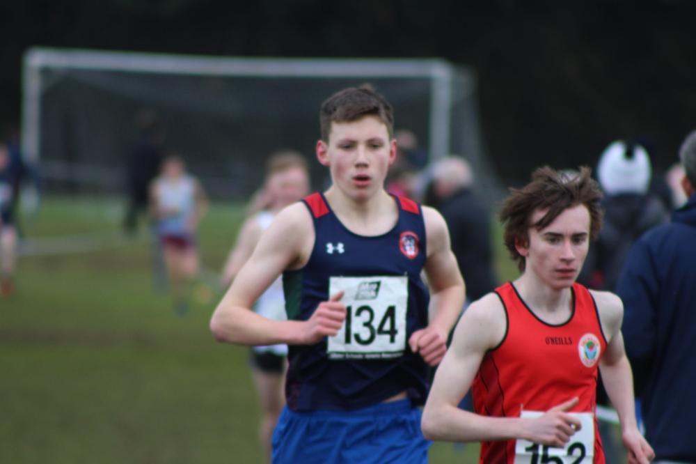 Andrew Gordon (Coleraine Grammar School)