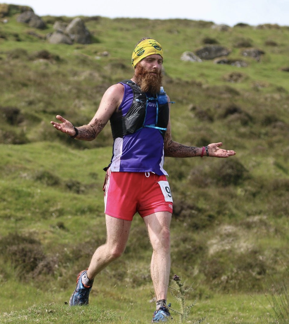 Springwell RC's Ali Shaw at the Twin Peaks Challenge (Photo – Robbie Marsh)