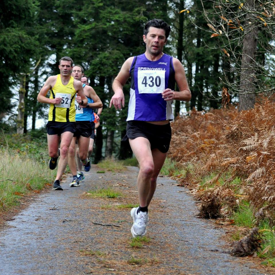 Colin Loughery at Fergals 10 Miler (photo Richard McLaughlin)