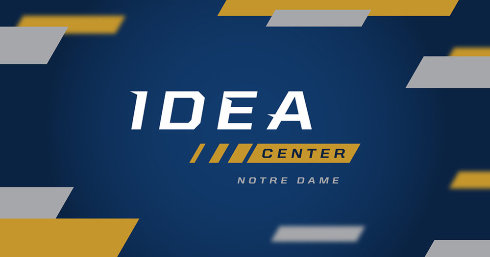 Innovation Rally - Idea Center at Notre Dame