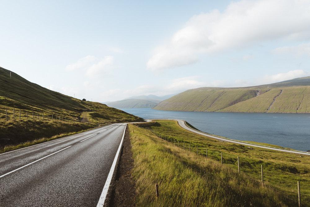 faroe islands road trip 2016 day 4 sorvagsvatn