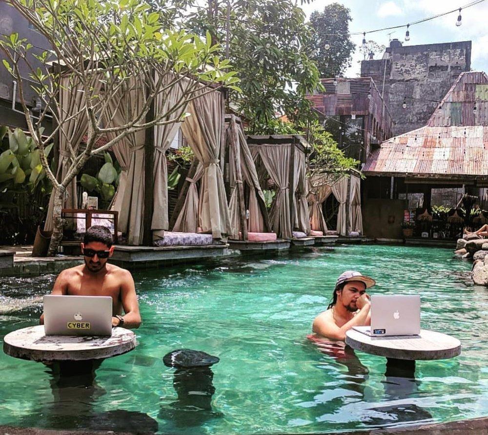 Bali, February 2018