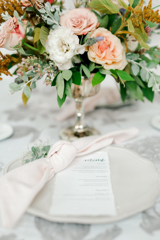 Fall Pastel Wedding Colors | Ballet Inspired White Barn Wedding