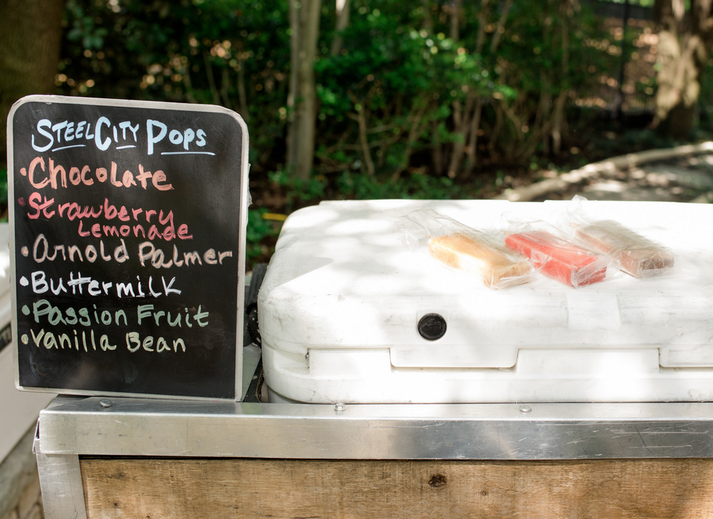 Wedding Dessert Popsicles | Rustic Vibrant Southern Backyard BBQ in Fort Worth
