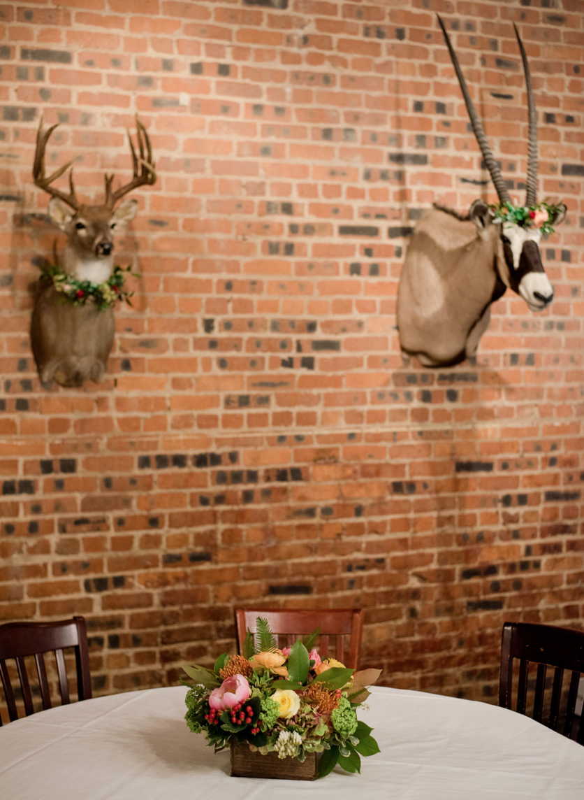 Rehearsal Dinner Decorations | rustic outdoor texas rehearsal dinner