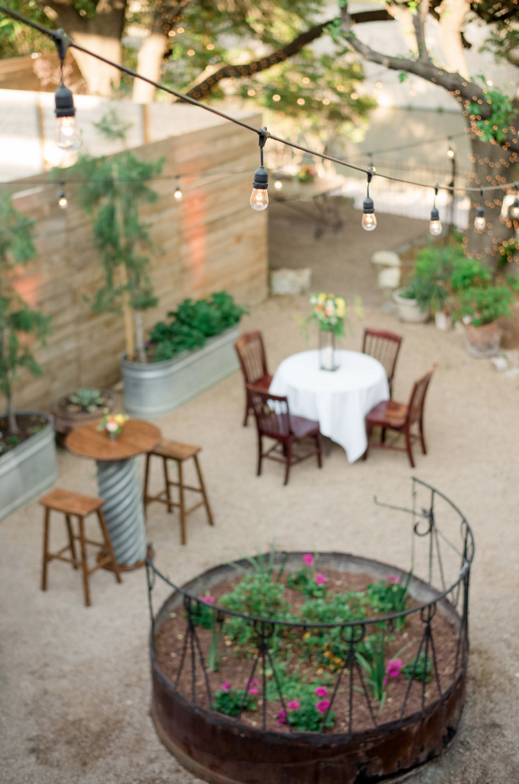 Intimate Outdoor Rehearsal Dinner | | Rustic Outdoor Texas Rehearsal Dinner