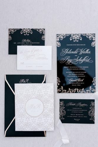 Luxe Modern Invitations