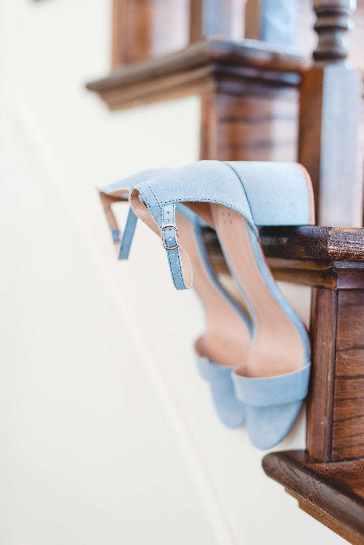 block heel wedding shoe inspiration
