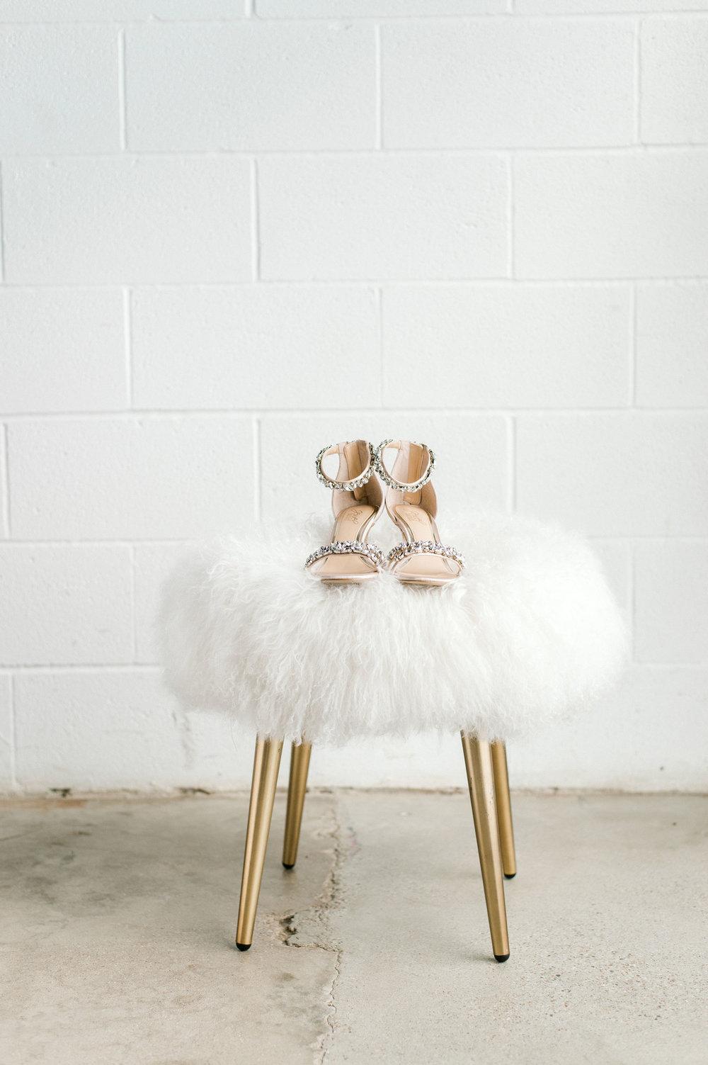stylish wedding shoe inspiration