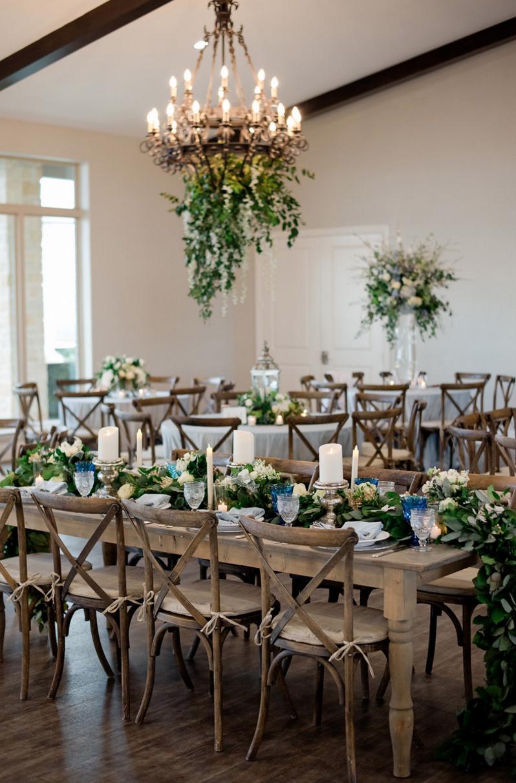 Spring Vineyard Wedding
