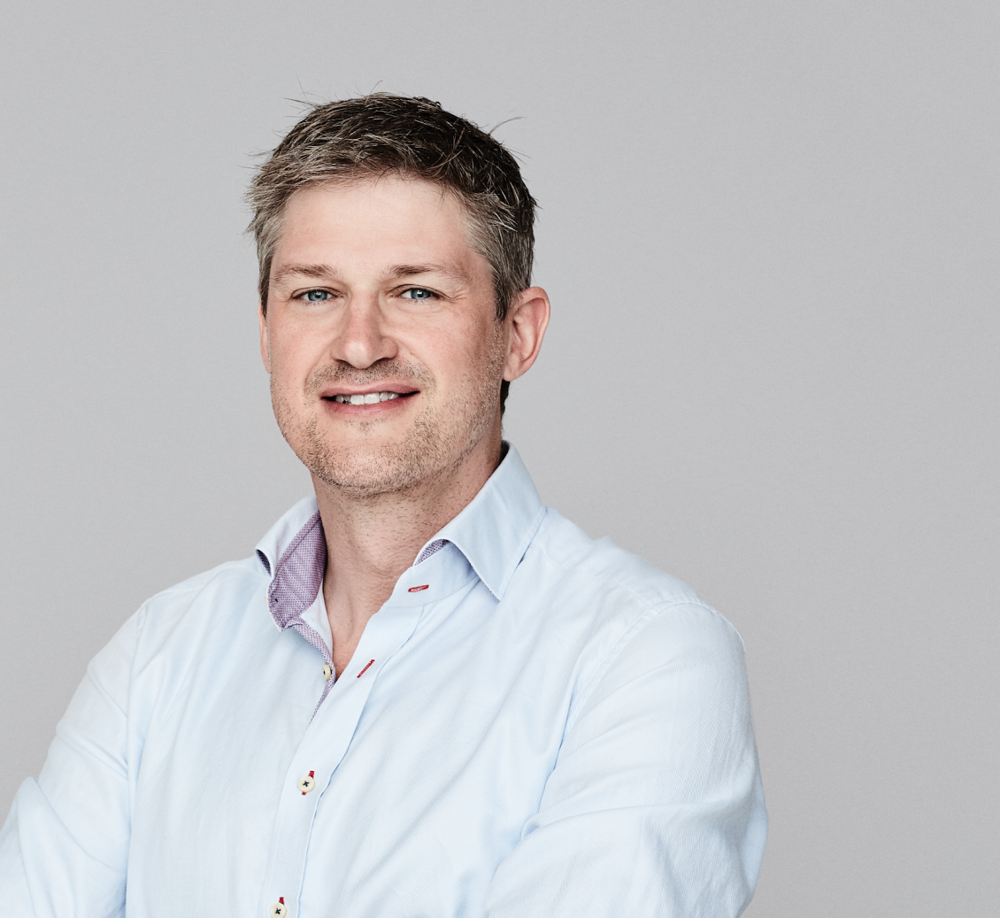 Sune Palsgaard, direktør PostWork