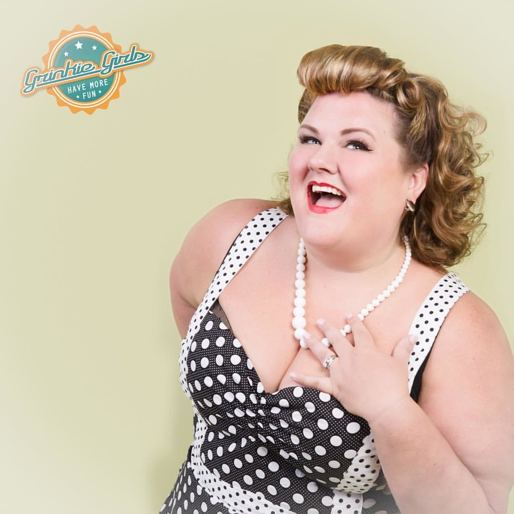 pinup photography grinkie girls