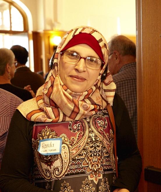 Randa from Syria