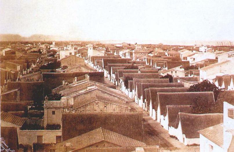 barracas cabanyal