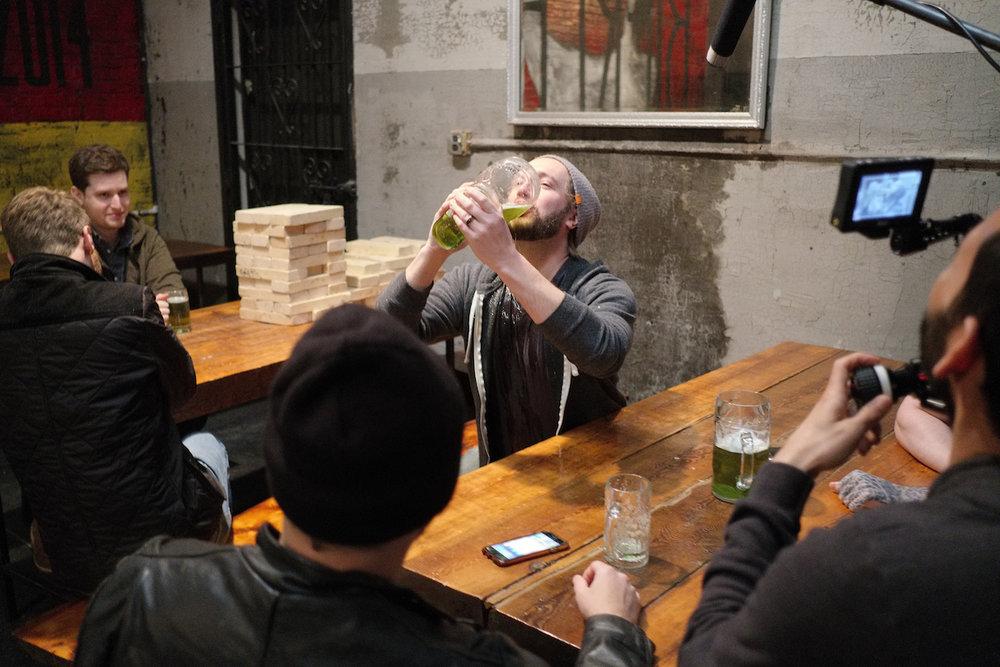 Eric Hanson - Beer Corpse - @ericthanson