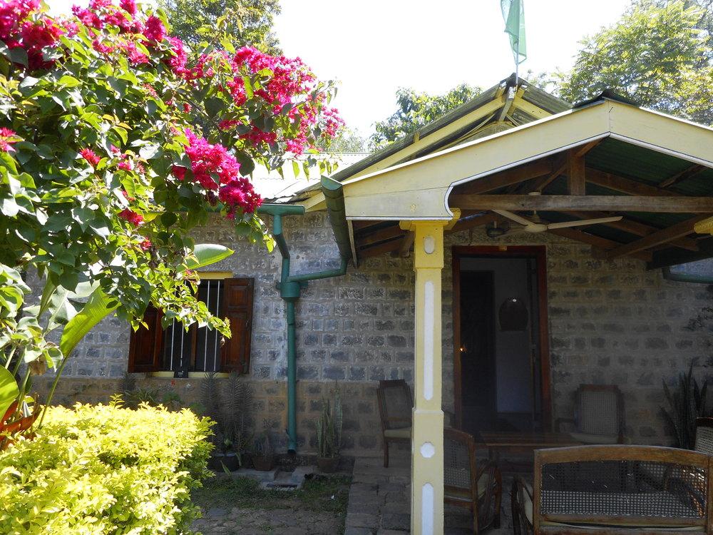 Writing retreats in Sri Lanka venue at Amba Estate