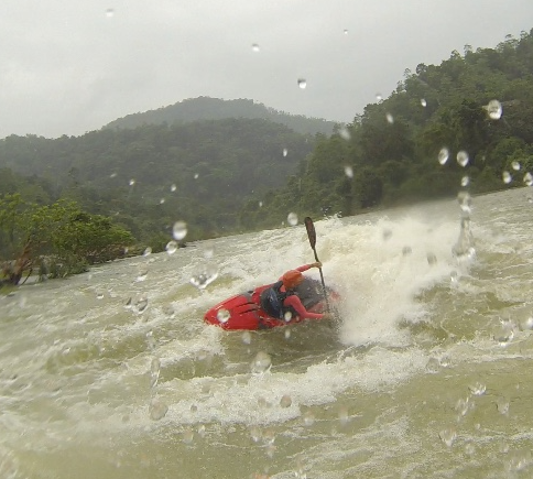 Kayaking in Sri Lanka