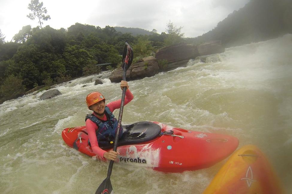 White Water Kayaking Sri Lanka