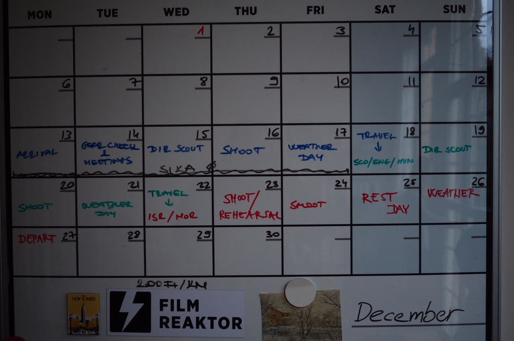 December, we're ready!