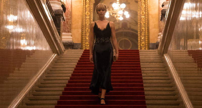 Most of Red Sparrow was filmed in Budapest and Hungary, but also Bratislava, Vienna and London appear in the movie.