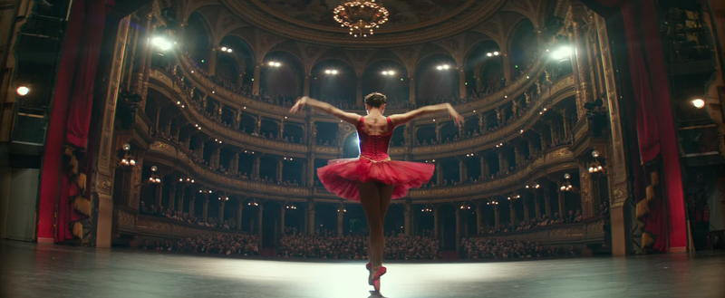 The opening sequence was filmed at the magnificent Opera House in Budapest.