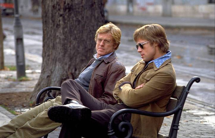Budapest, supplies the street views of Berlin in Spy Game with Robert Redford and Brad Pitt.