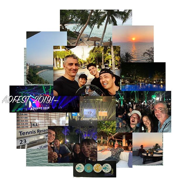 ⚡️⚡️⚡️ Filmreaktor Global @adfest 2019! What a great few days catching up with old friends and making new friends poolside in Pattaya! Thank you all and Adfest for the spectacular creative festival! •  #adfest #adfest2019 #filmreaktorglobal #production #advertising #creative #tmrrwtday #pattaya #film #filmreaktor #awards