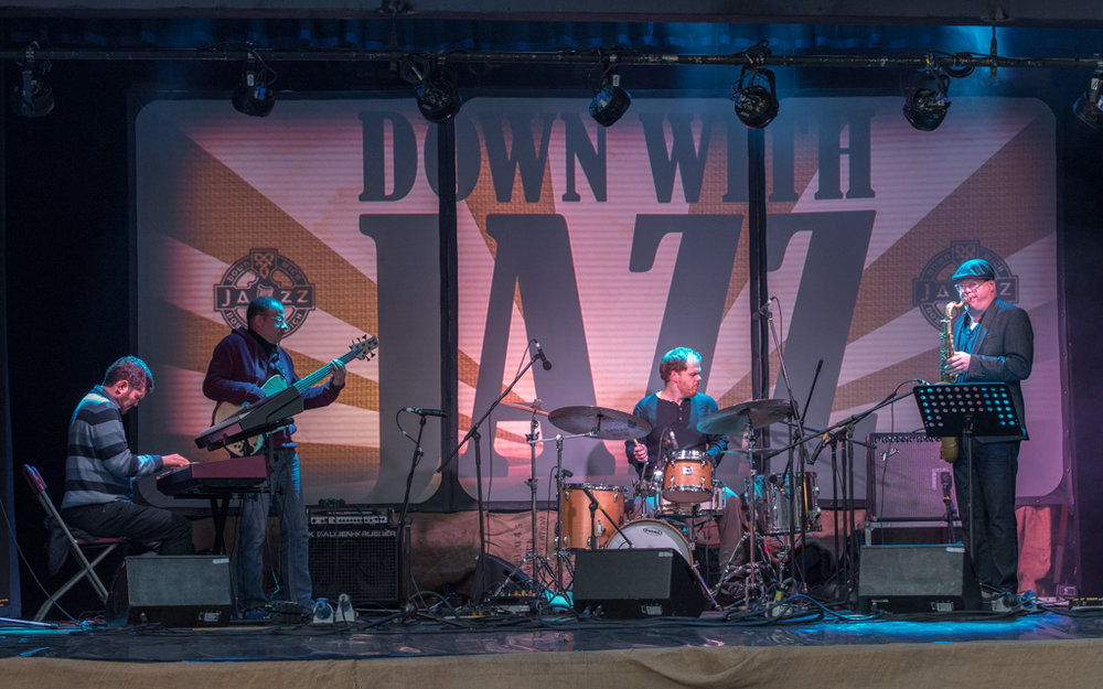 DownWithJazz Festival 2015