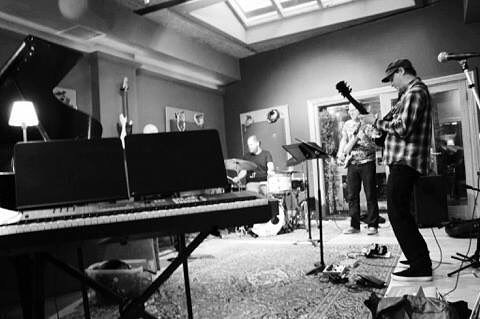 Thanks to Camden Recording Studios for capturing this moment in rehearsal with Kurt Rosenwinkel. What a great and inspiring rehearsal it was!