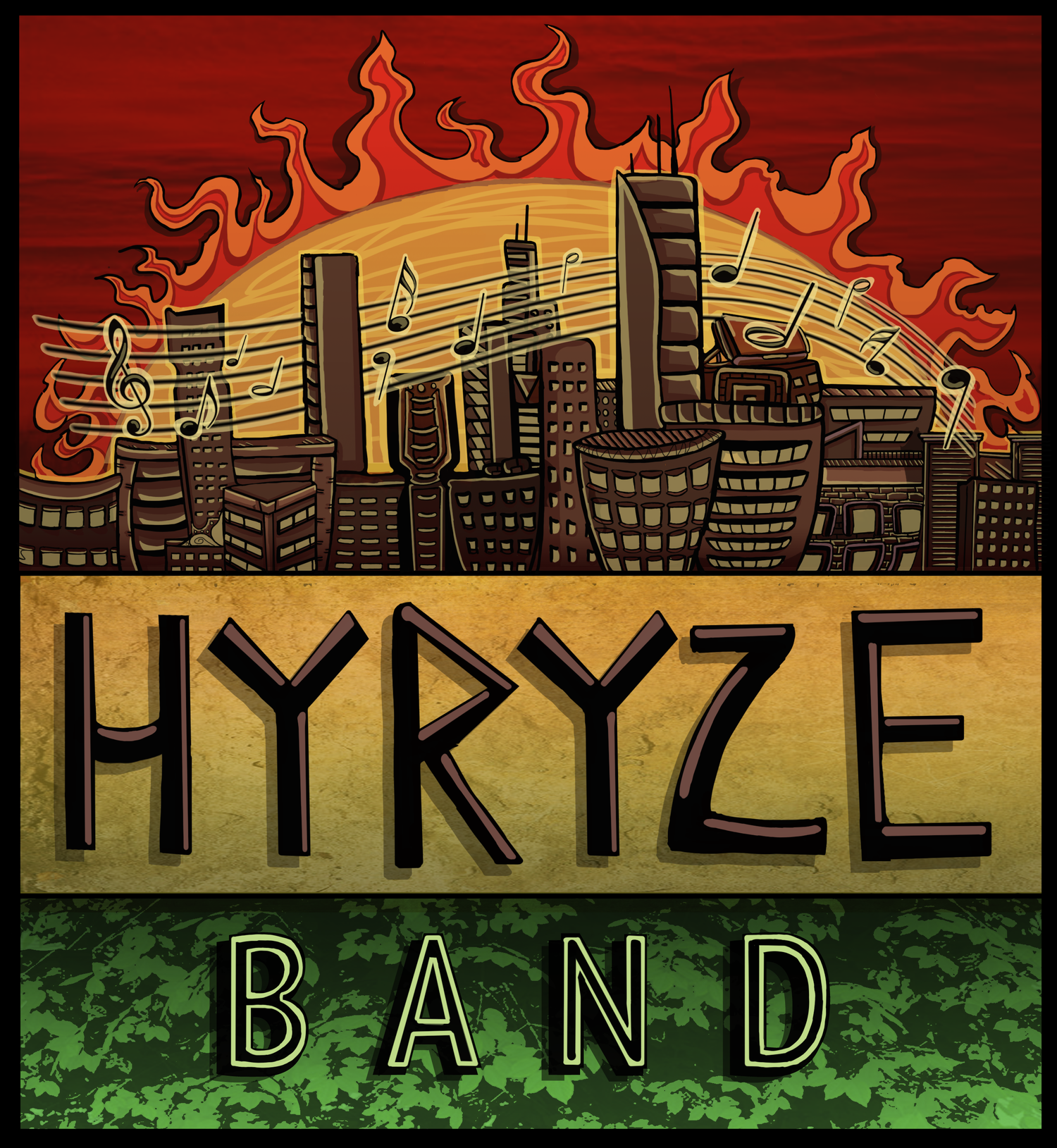 HyRyZe Band