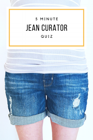 5 minute jean curator quiz eujeanco simple jean shopping