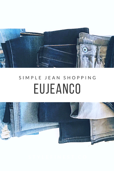 simple curated jean shopping eujeanco