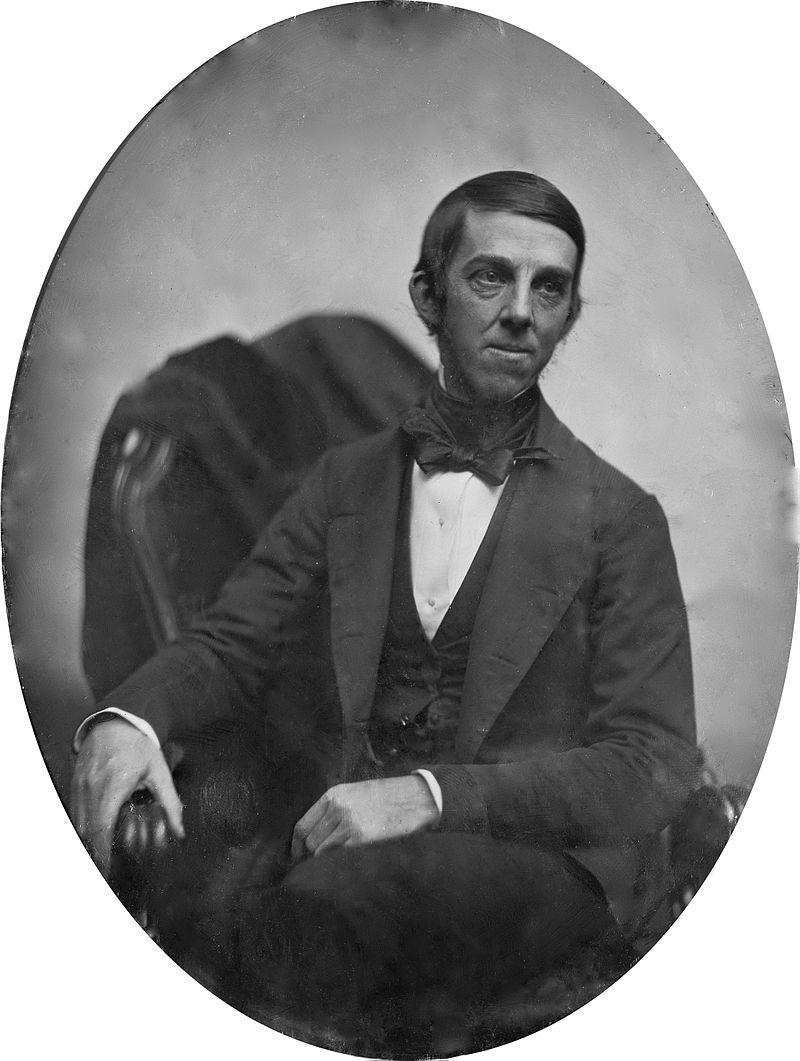 Oliver Wendell Holmes, Sr. in 1853