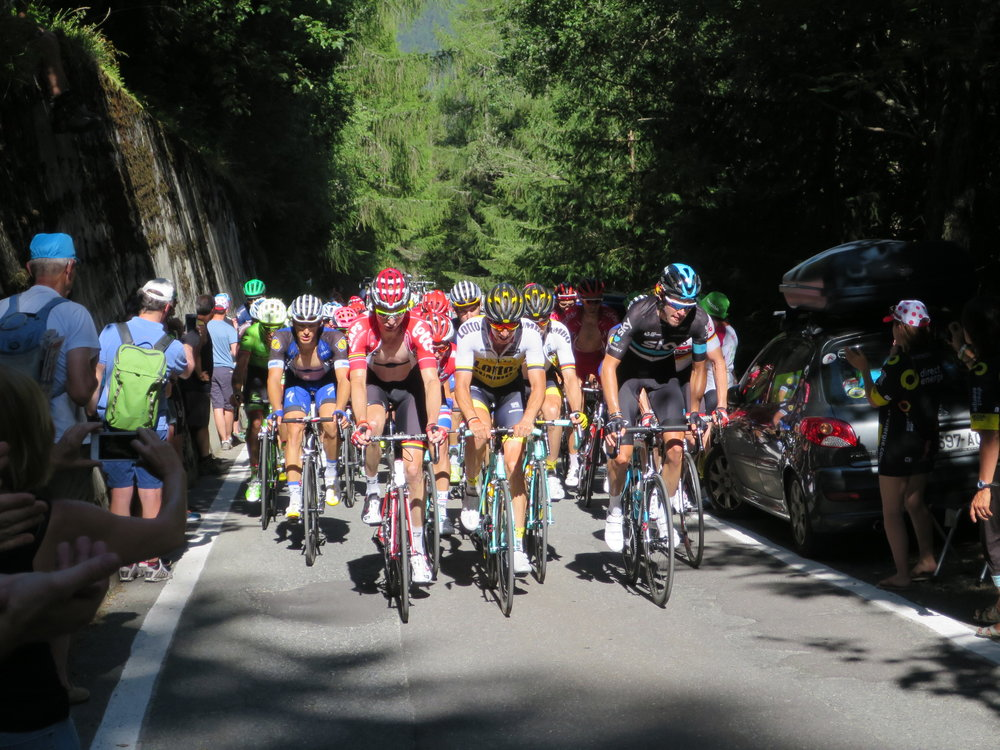 The 2016 Tour de France