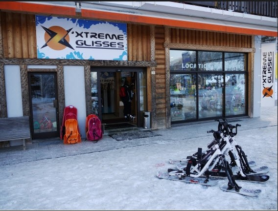 Click pic for Xtreme Glisse, Samoens