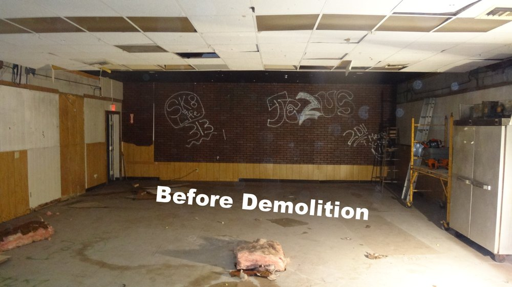 Inside Prior to Demo